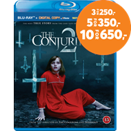 Produktbilde for The Conjuring 2 (BLU-RAY)