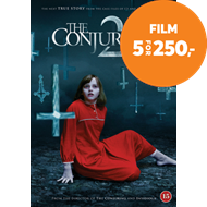 Produktbilde for The Conjuring 2 (DVD)