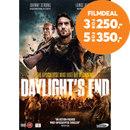 Produktbilde for Daylight's End (DVD)