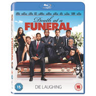 Death At A Funeral (UK-import) (BLU-RAY)