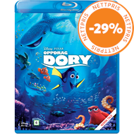 Produktbilde for Oppdrag Dory (BLU-RAY)