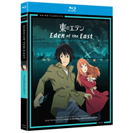 Eden Of The East - The Complete Series (BLU-RAY)