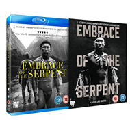Produktbilde for Embrace Of The Serpent (UK-import) (BLU-RAY)