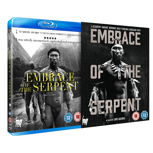 Embrace Of The Serpent (UK-import) (BLU-RAY)