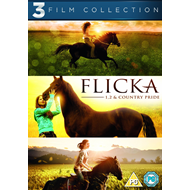 Flicka / Flicka 2 / Flicka: Country Pride (UK-import) (DVD)