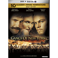 Gangs Of New York (DVD - SONE 1)