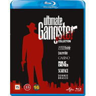 Ultimate Gangster Collection (BLU-RAY)