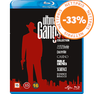 Produktbilde for Ultimate Gangster Collection (BLU-RAY)