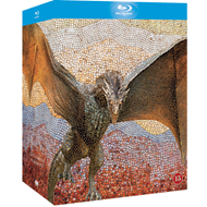 Game Of Thrones - Sesong 1 - 6 (BLU-RAY)