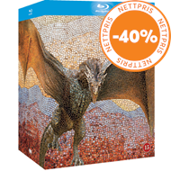 Produktbilde for Game Of Thrones - Sesong 1 - 6 (BLU-RAY)