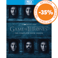 Produktbilde for Game Of Thrones - Sesong 6 (BLU-RAY)