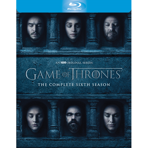 Game Of Thrones - Sesong 6 (BLU-RAY)