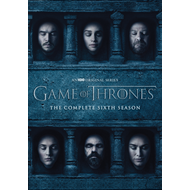 Game Of Thrones - Sesong 6 (DVD)