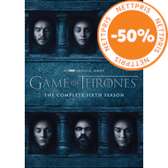 Produktbilde for Game Of Thrones - Sesong 6 (DVD)