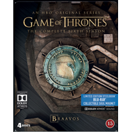 Game Of Thrones - Sesong 6: Steelbook Edition (BLU-RAY)