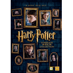 Harry Potter - Den Komplette Samlingen - Limited Edition (DVD)