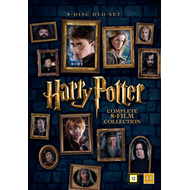 Harry Potter - Den Komplette Samlingen (DVD)