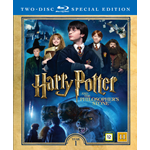 Harry Potter Og De Vises Stein (1) - Special Edition (BLU-RAY)