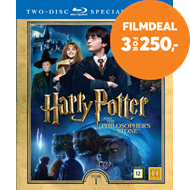 Produktbilde for Harry Potter Og De Vises Stein (1) - Special Edition (BLU-RAY)