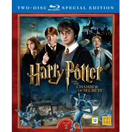 Harry Potter Og Mysteriekammeret (2) - Special Edition (BLU-RAY)
