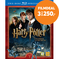 Produktbilde for Harry Potter Og Mysteriekammeret (2) - Special Edition (BLU-RAY)