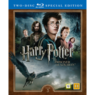 Harry Potter Og Fangen Fra Azkaban (3) - Special Edition (BLU-RAY)