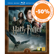 Produktbilde for Harry Potter Og Fangen Fra Azkaban (3) - Special Edition (BLU-RAY)
