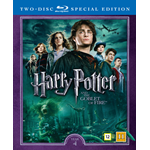 Harry Potter Og Ildbegeret  (4) - Special Edition (BLU-RAY)