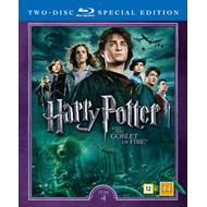 Produktbilde for Harry Potter Og Ildbegeret  (4) - Special Edition (BLU-RAY)