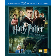 Harry Potter Og Føniksordenen (5) - Special Edition (BLU-RAY)