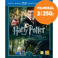 Produktbilde for Harry Potter Og Føniksordenen (5) - Special Edition (BLU-RAY)