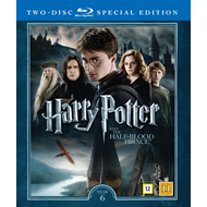 Harry Potter Og Halvblodsprinsen (6) - Special Edition (BLU-RAY)