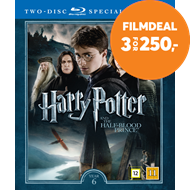 Produktbilde for Harry Potter Og Halvblodsprinsen (6) - Special Edition (BLU-RAY)