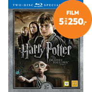 Produktbilde for Harry Potter Og Dødstalismanene - Del 1 (7) - Special Edition (BLU-RAY)