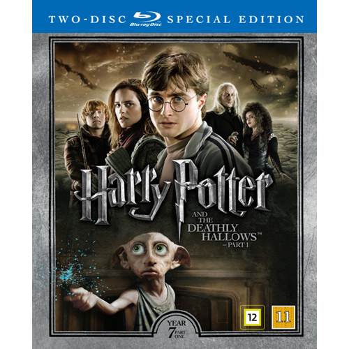Harry Potter Og Dødstalismanene - Del 1 (7) - Special Edition (BLU-RAY)