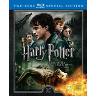 Harry Potter Og Dødstalismanene - Del 2 (8) - Special Edition (BLU-RAY)