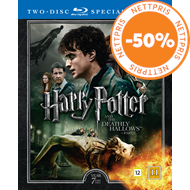 Produktbilde for Harry Potter Og Dødstalismanene - Del 2 (8) - Special Edition (BLU-RAY)