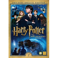 Harry Potter Og De Vises Stein (1) - Special Edition (DVD)