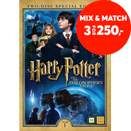 Produktbilde for Harry Potter Og De Vises Stein (1) - Special Edition (DVD)