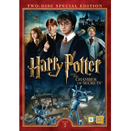 Harry Potter Og Mysteriekammeret (2) - Special Edition (DVD)