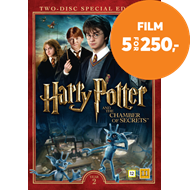 Produktbilde for Harry Potter Og Mysteriekammeret (2) - Special Edition (DVD)