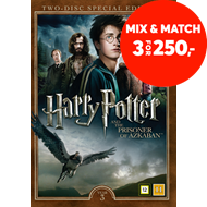 Produktbilde for Harry Potter Og Fangen Fra Azkaban (3) - Special Edition (DVD)