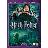 Harry Potter Og Ildbegeret (4) - Special Edition (DVD)
