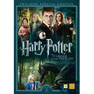 Produktbilde for Harry Potter Og Føniksordenen (5) - Special Edition (DVD)