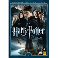 Harry Potter Og Halvblodsprinsen (6) - Special Edition (DVD)