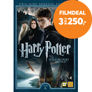 Produktbilde for Harry Potter Og Halvblodsprinsen (6) - Special Edition (DVD)