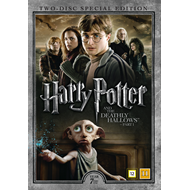 Harry Potter Og Dødstalismanene - Del 1 (7) - Special Edition (DVD)