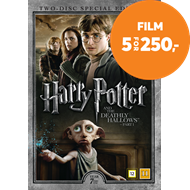 Produktbilde for Harry Potter Og Dødstalismanene - Del 1 (7) - Special Edition (DVD)