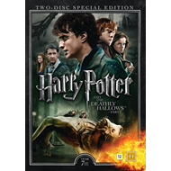 Harry Potter Og Dødstalismanene - Del 2 (8) - Special Edition (DVD)