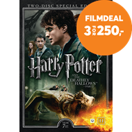 Produktbilde for Harry Potter Og Dødstalismanene - Del 2 (8) - Special Edition (DVD)